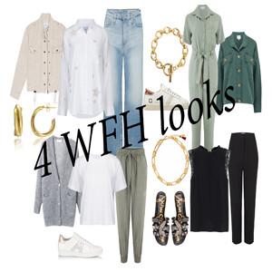 WFH But Make It Fashion