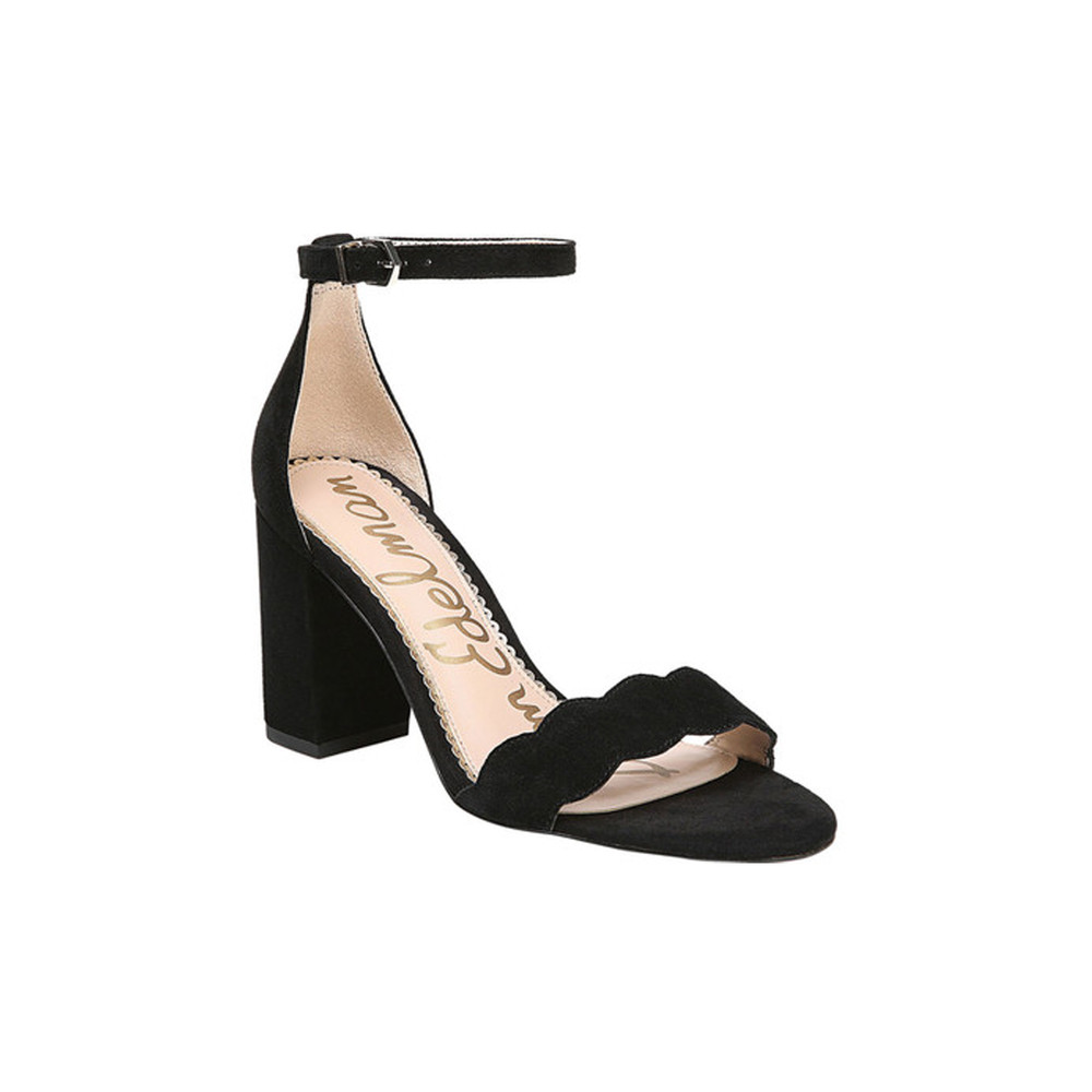 Sam Edelman Odila Kid Suede Black