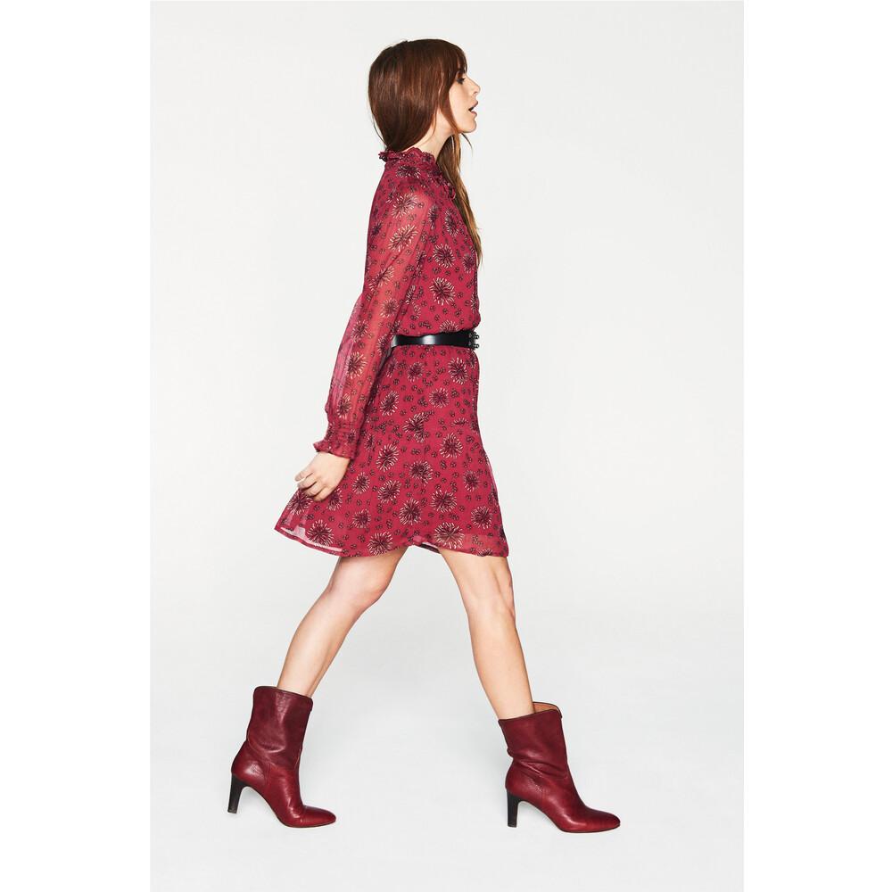 Ba&sh Gizel Dress Rose
