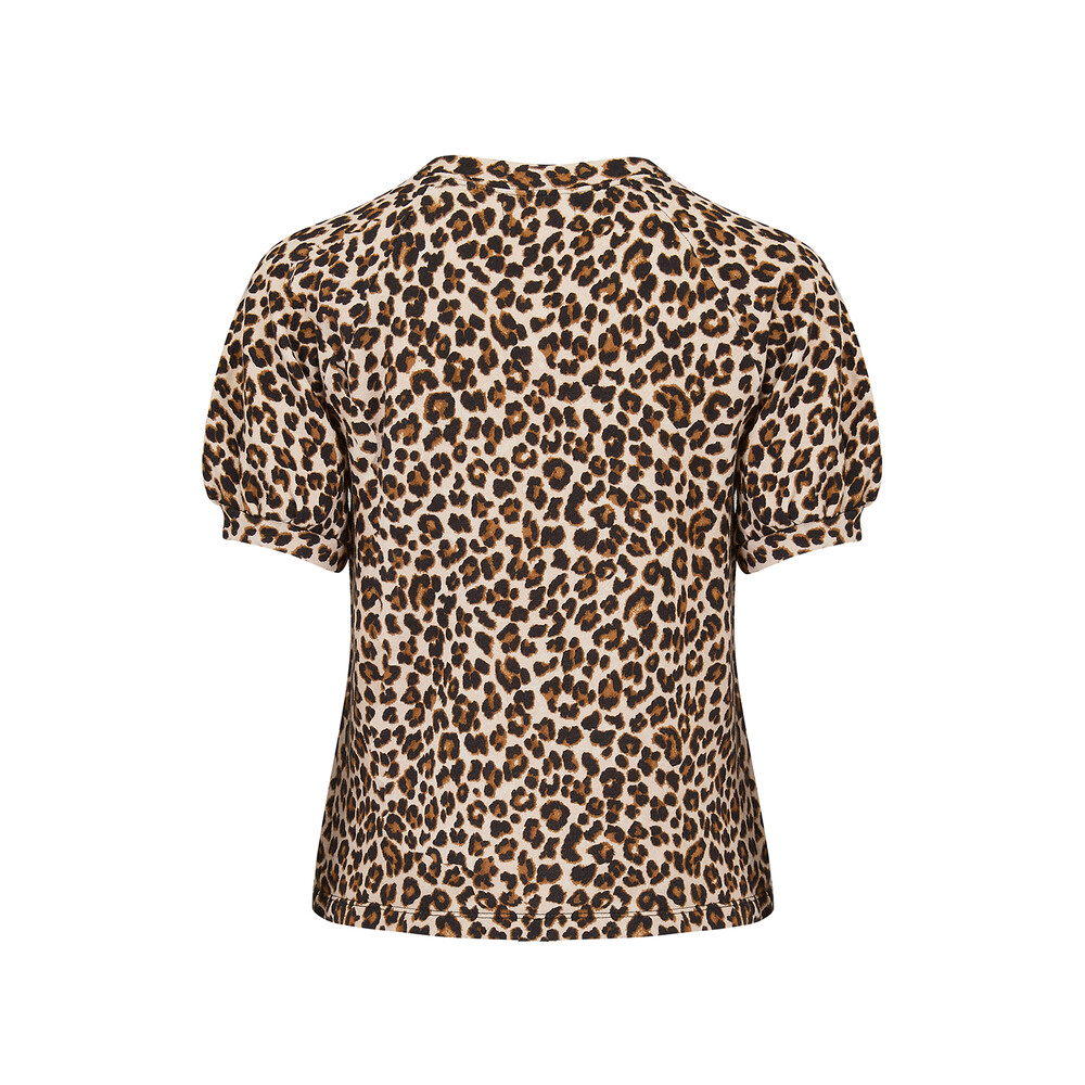 Velvet Ashley Leopard Top