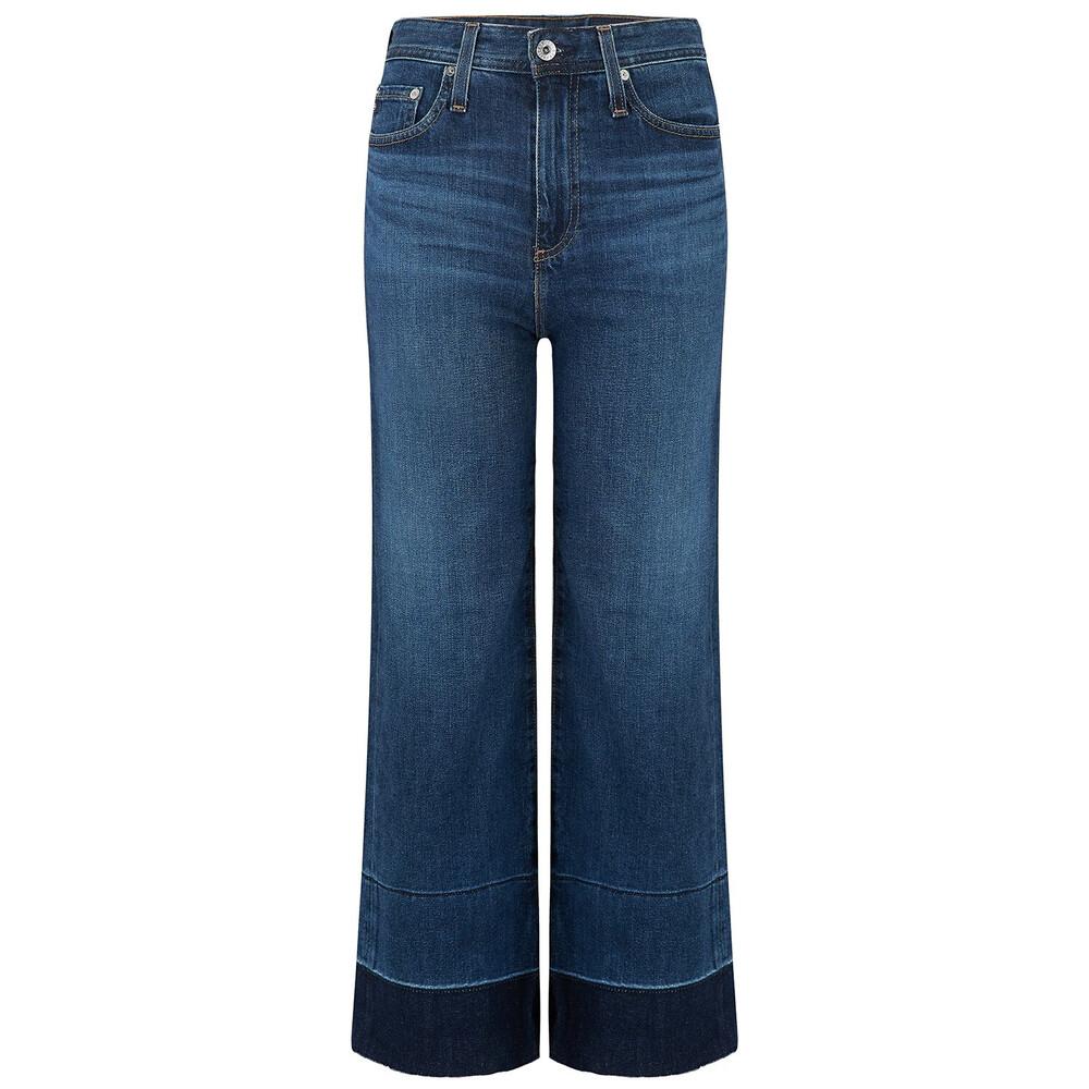 AG Jeans Etta Wide Leg Crop