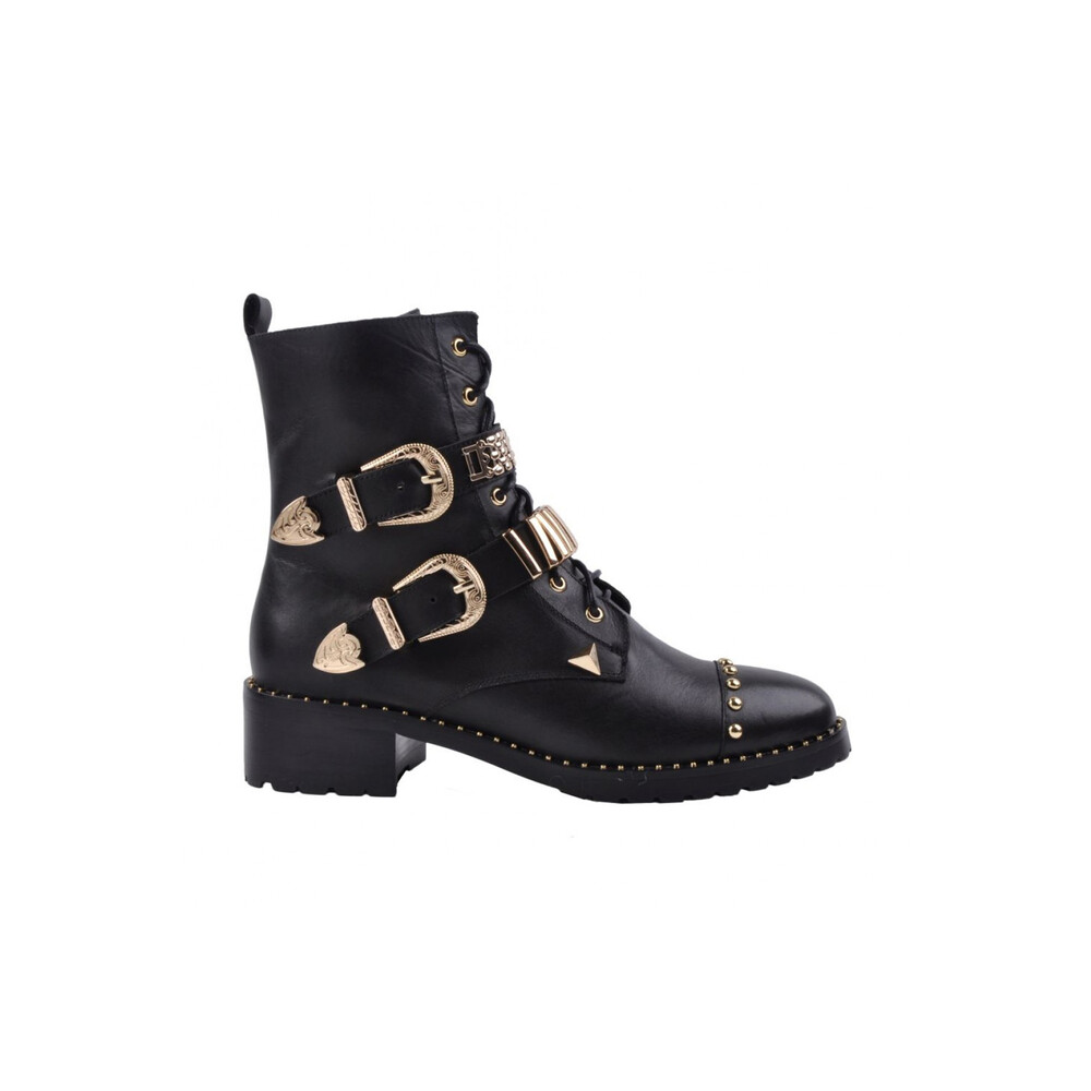 Sofie Schnoor Leather Boots With