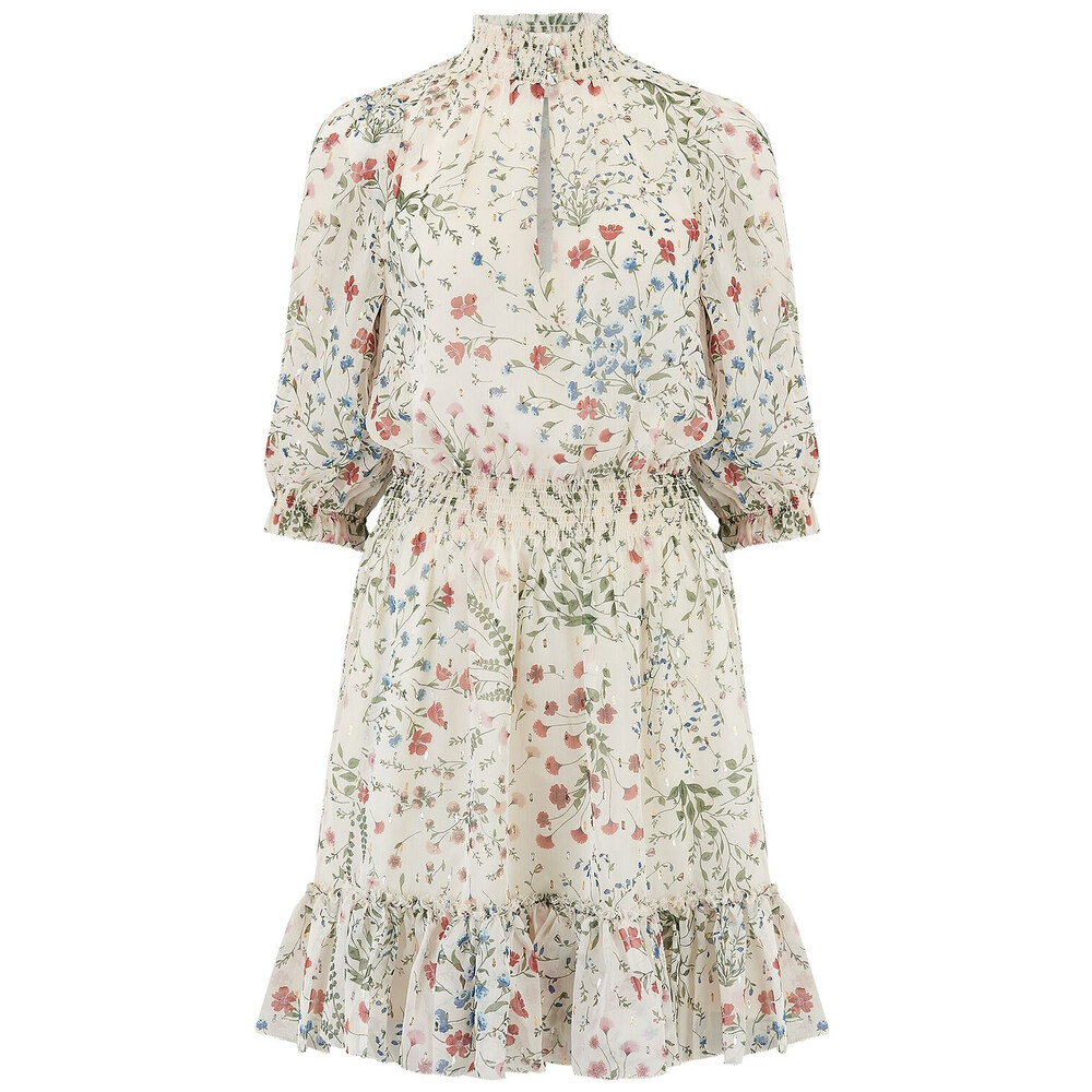 Joie Shima Dress Multicoloured