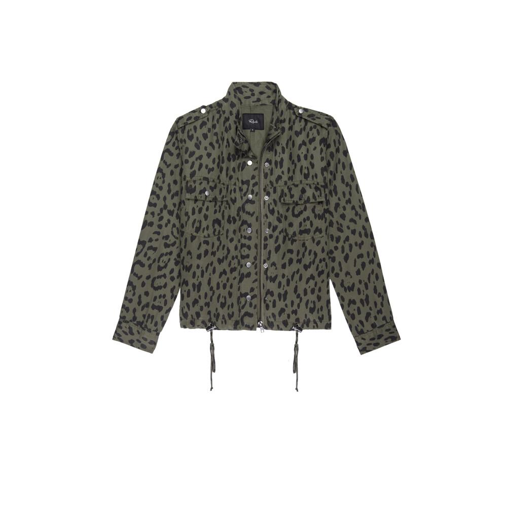 Rails Collins Jacket Leopard