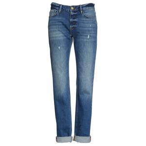 Frame Denim Le Nik Straight Jeans In Moma