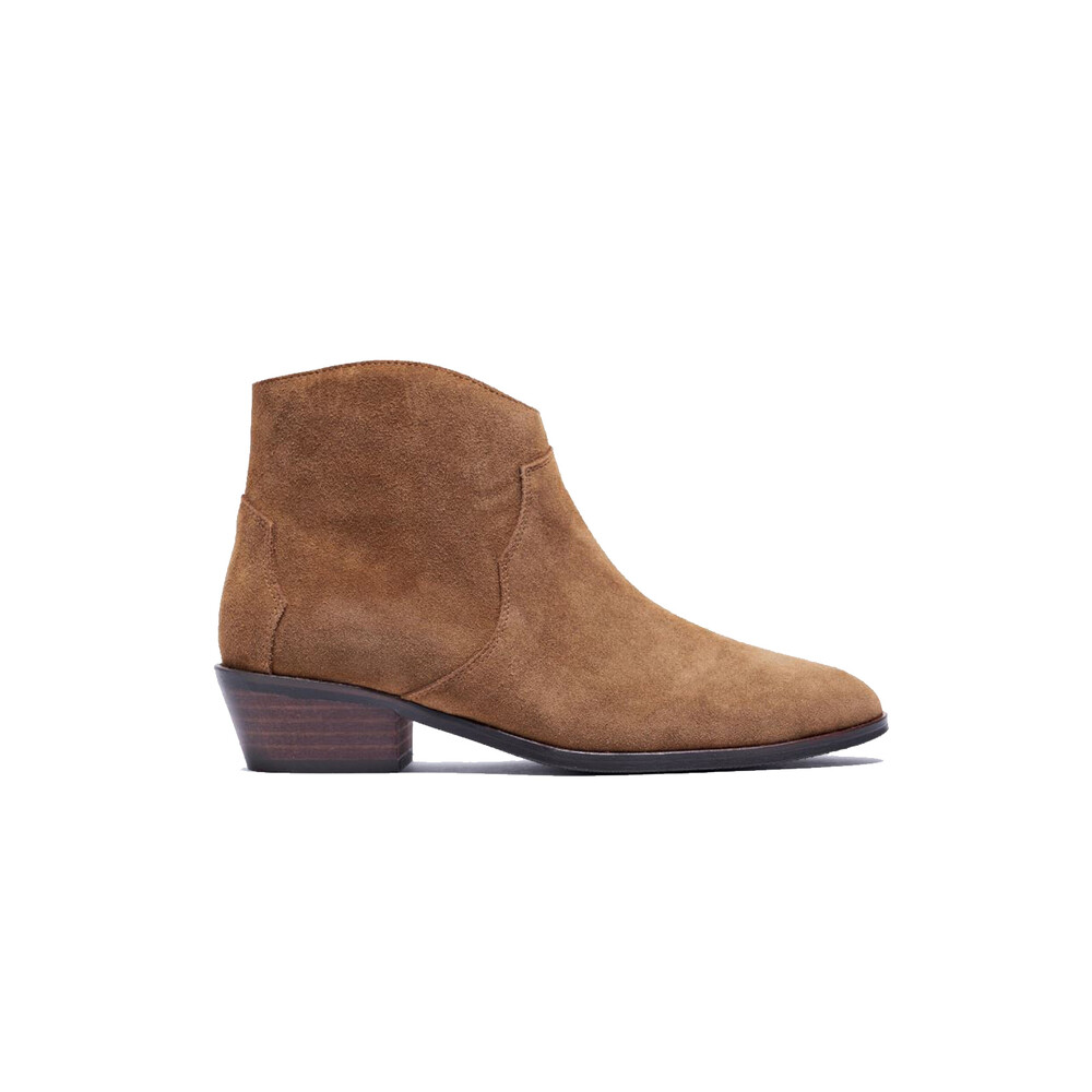 Anonymous Copenhagen Fiona Suede Boots Brown