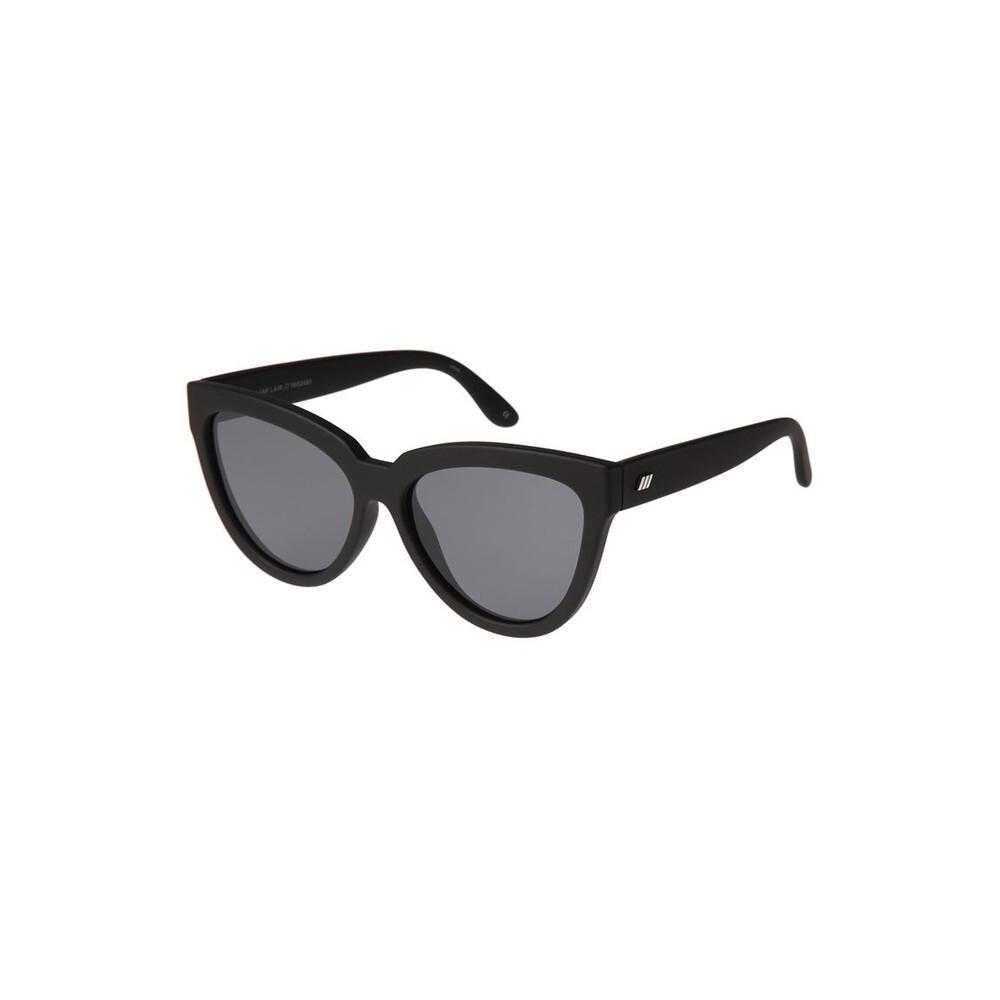 Le Specs Liar Liar Sunglasses Black