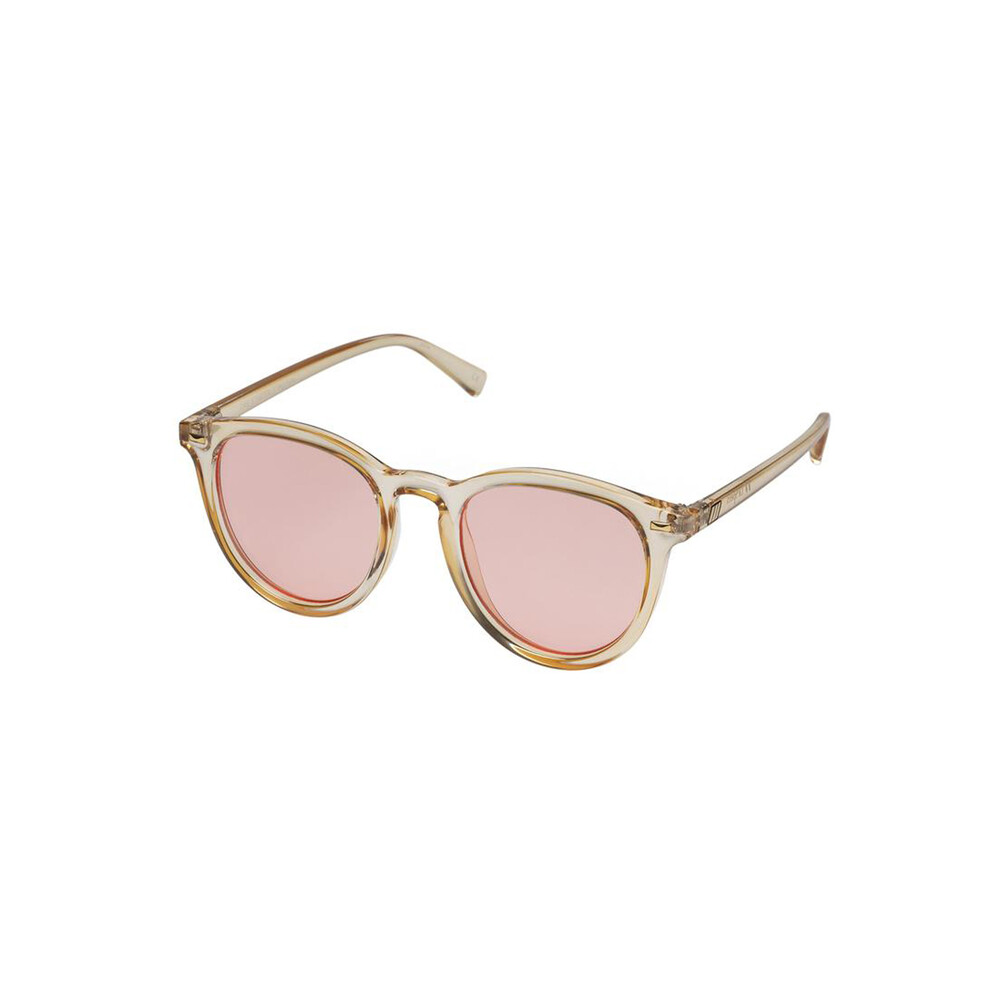 Le Specs Fire Starter Sunglasses Pink