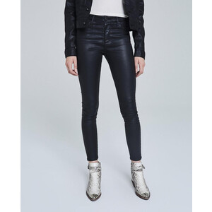 AG Jeans The Farrah Skinny Leatherettes
