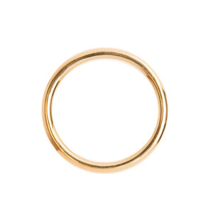 Tilly Sveaas Large Plain Bangle