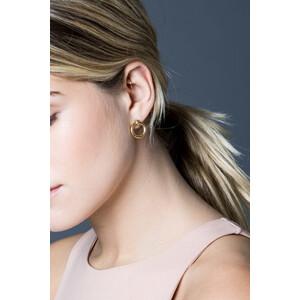 Tilly Sveaas Eternity Stud Earrings