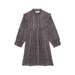 Ba&sh Robe Deep Dress