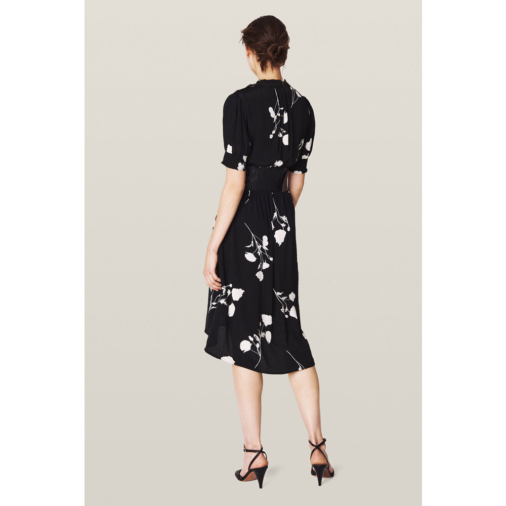 Ba&sh Poppy Dress Black