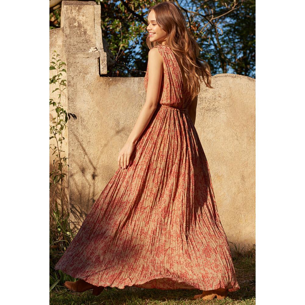 Mes Demoiselles The Joconde Dress Multicoloured