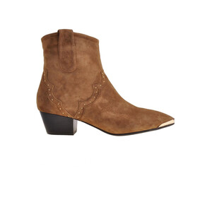 Sofie Schnoor Toffee Ankle Boots