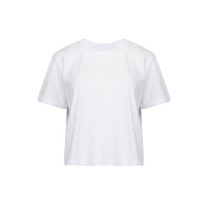 Velvet Sabel White T Shirt