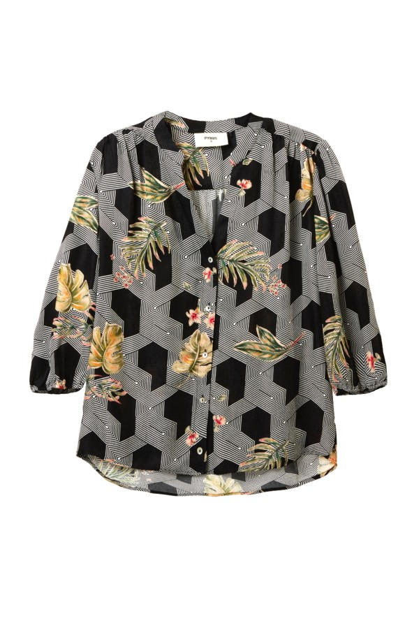 Pyrus Solace Printed Blouse Multicoloured