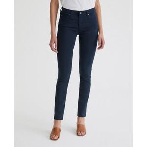 AG Jeans Prima Jeans in White in Navy