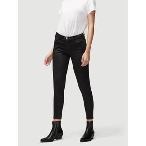 Frame Denim Le High Skinny Coated Jeans