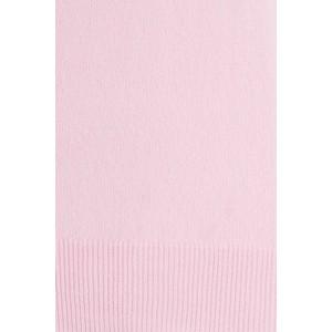 KatieAndJo Round Neck Cashmere Jumper in Pale Pink