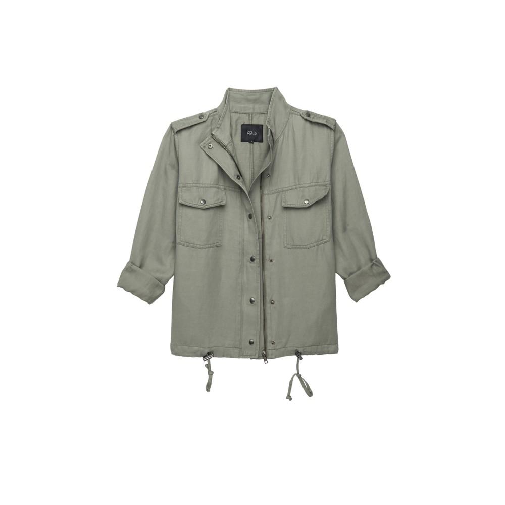 Rails Collins Jacket in Sage KHAKI