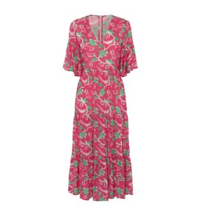 Primrose Park Alice Dress in Glorious Pink