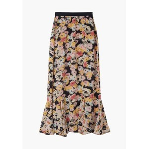 Lily & Lionel Ford Skirt in Confetti Black