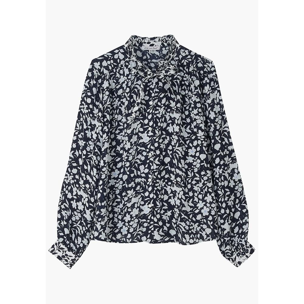 Lily & Lionel Devon Shirt Navy
