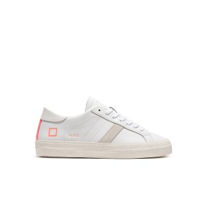 Date Hill Low Trainers Fluro Coral