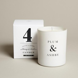 Plum & Ashby Honey & Amber Candle