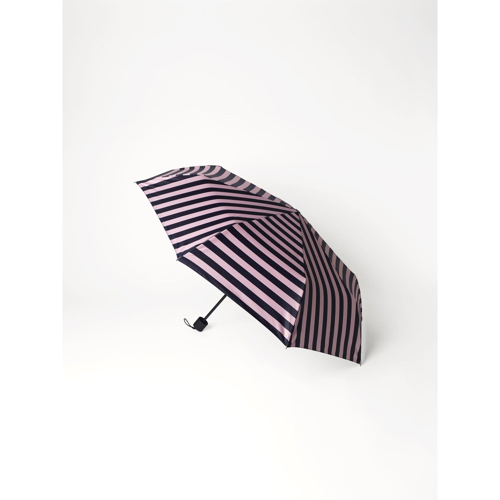 Becksondergaard Stripy Umbrella Navy