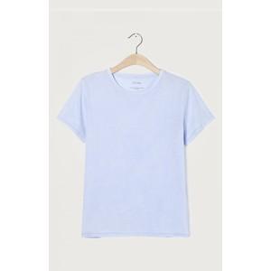 American Vintage Short Sleeve Round Necked Straight T Shirt