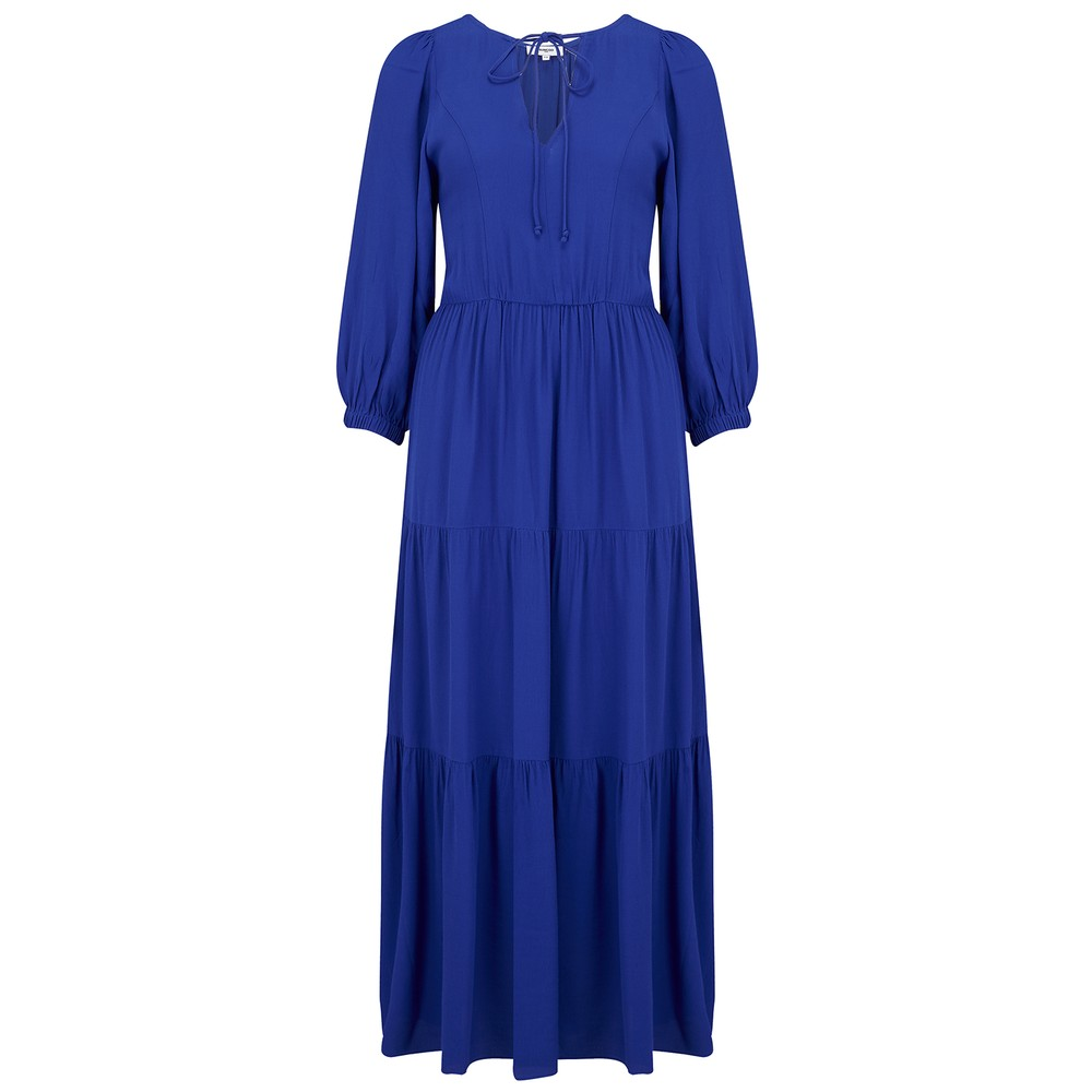 Suncoo Cade Dress in Blue Blue