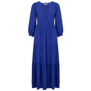 Suncoo Cade Dress in Blue