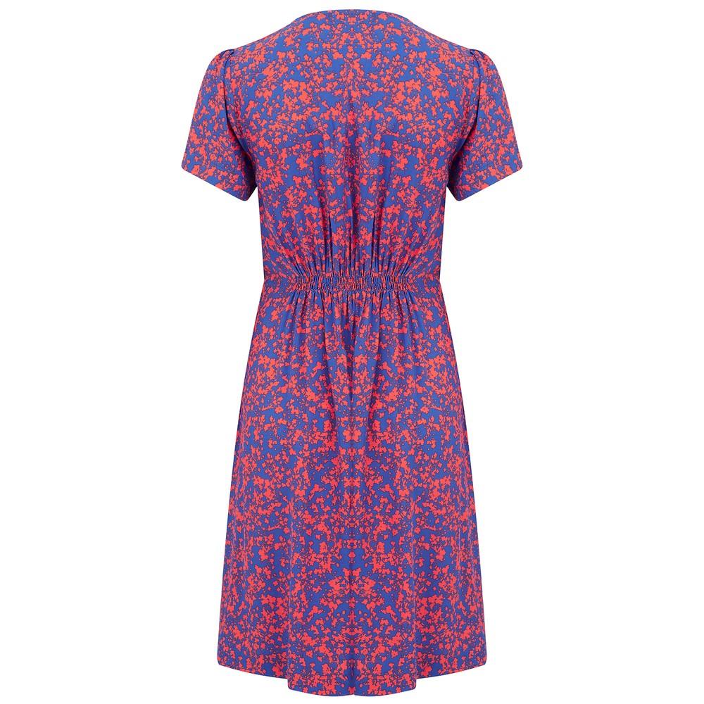 Suncoo Carine Dress in Blue Blue