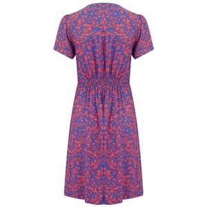 Suncoo Carine Dress in Blue