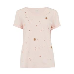 Des Petits Hauts Galia Tee Shirt in Pink