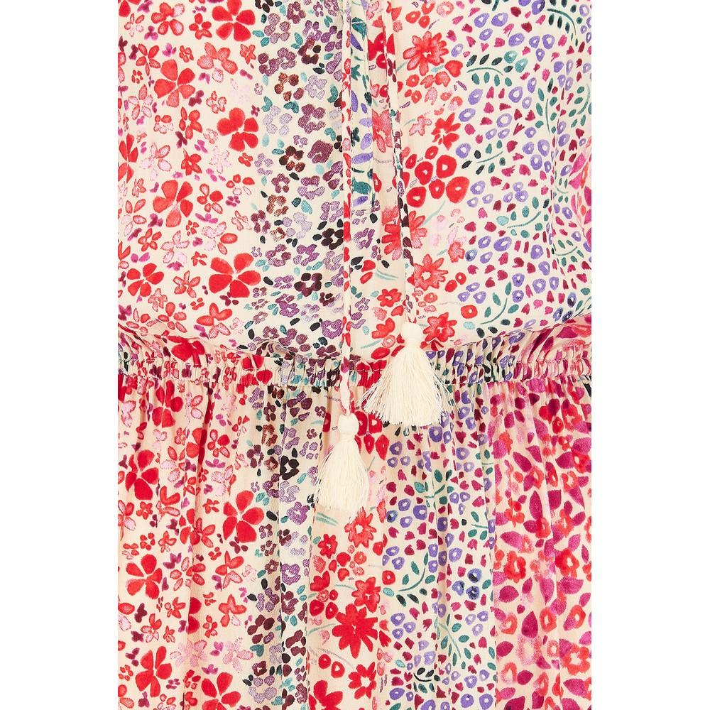 Suncoo Clotilde Dress in Multicolored Multicoloured