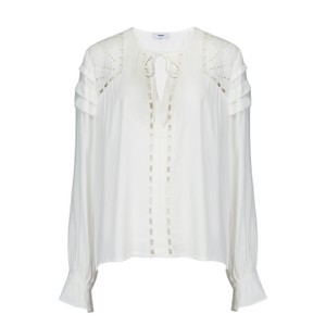 Suncoo Lorely Blouse in White