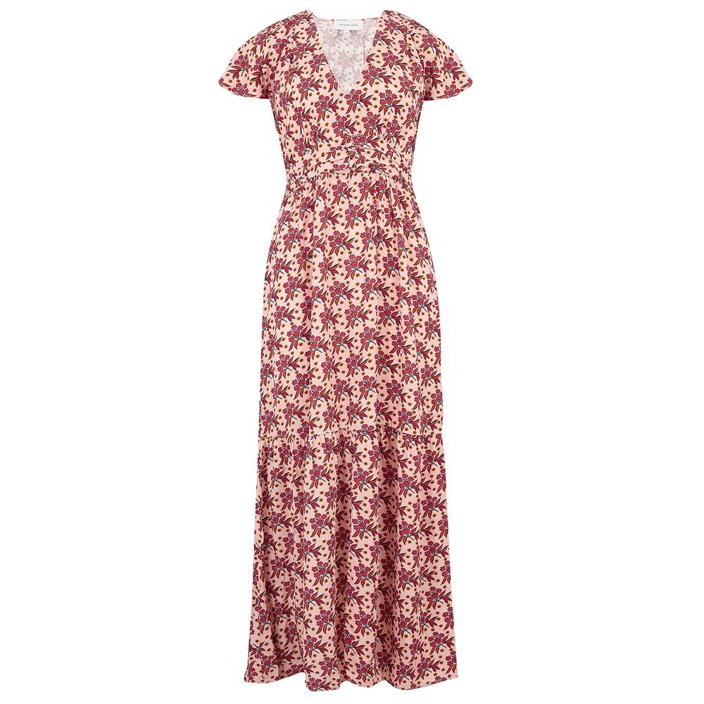 Maison Anje Idole Dress in Lily Pink
