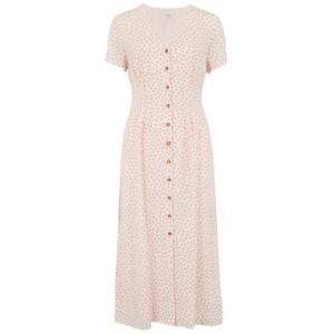 Des Petits Hauts Tolmi Dress in Pink