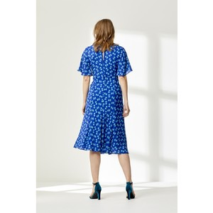 Libelula Jessie Dress in Blue Hiawatha Print
