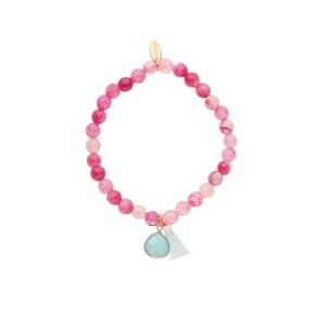 Ashiana Elastic Bead Bracelet
