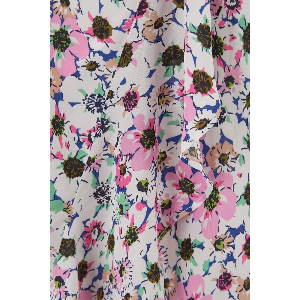 Berenice Reece Dress in Venice Beach Print Multicoloured