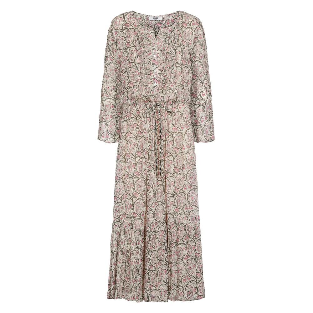 Moliin Deka Long Dress Multicoloured