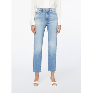 Frame Denim Le Sylvie Slender Straight in Alamitos