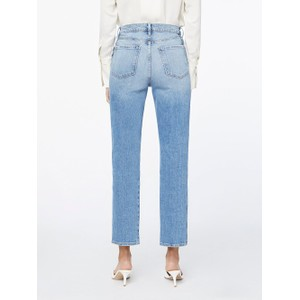 Frame Denim Le Sylvie Slender Straight Jeans in Alamitos