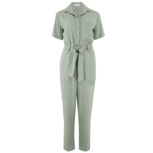 Bella Dahl Button Front Jumpsuit