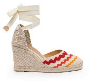 Castañer Craby 80 canvas espadrilles Natural