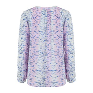 Primrose Park Sandy Open Shirt in Jardin